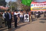 30th Road Safety Week, Karbi Anglong, Pic-1